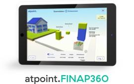 Live-Demo von atpoint.FINAP360 in der Cloud